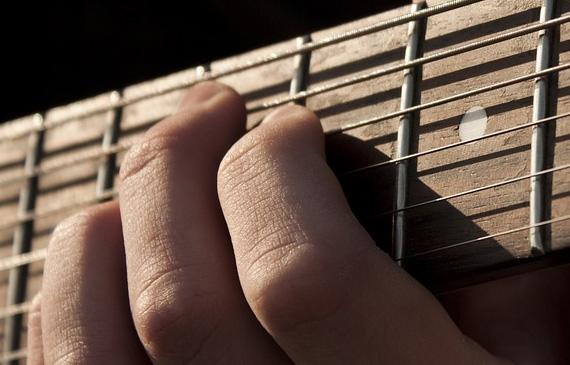 gitarrsträng