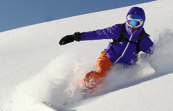 Snowboardresa